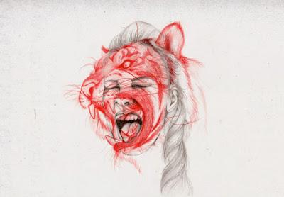 Wildlife-Tiger Peony Yip-Yamila Yaquino Ouviña-haiki- cuscarisungestalt.com