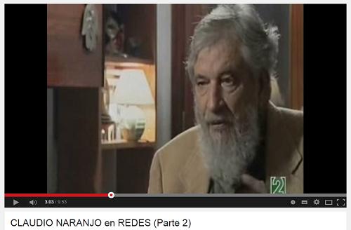 Claudio Naranjo en Redes-eduard -punset-haiki