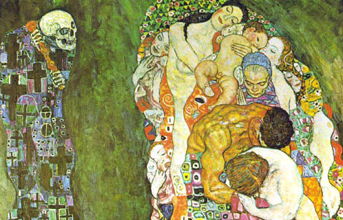 Klimt, Gustav -Death and life complete-HAIKI