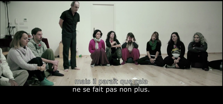 1 Brin d'Amour _ Documental- Clown Esencial de Alain Vigneau- haiki