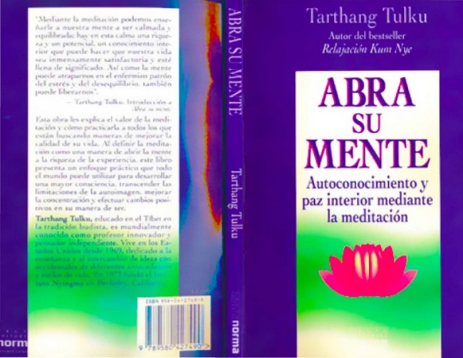ABRA SU MENTE DE TULKU TARTHANG - haiki 0