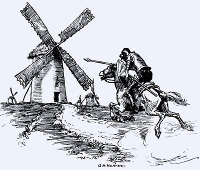 Don-Quijote- haiki
