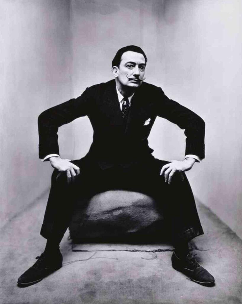 La imagen tiene un atributo ALT vacío; su nombre de archivo es Salvador-Dali-Irving-penn-artista-eneatipo-cuatro-4-818x1024.jpg